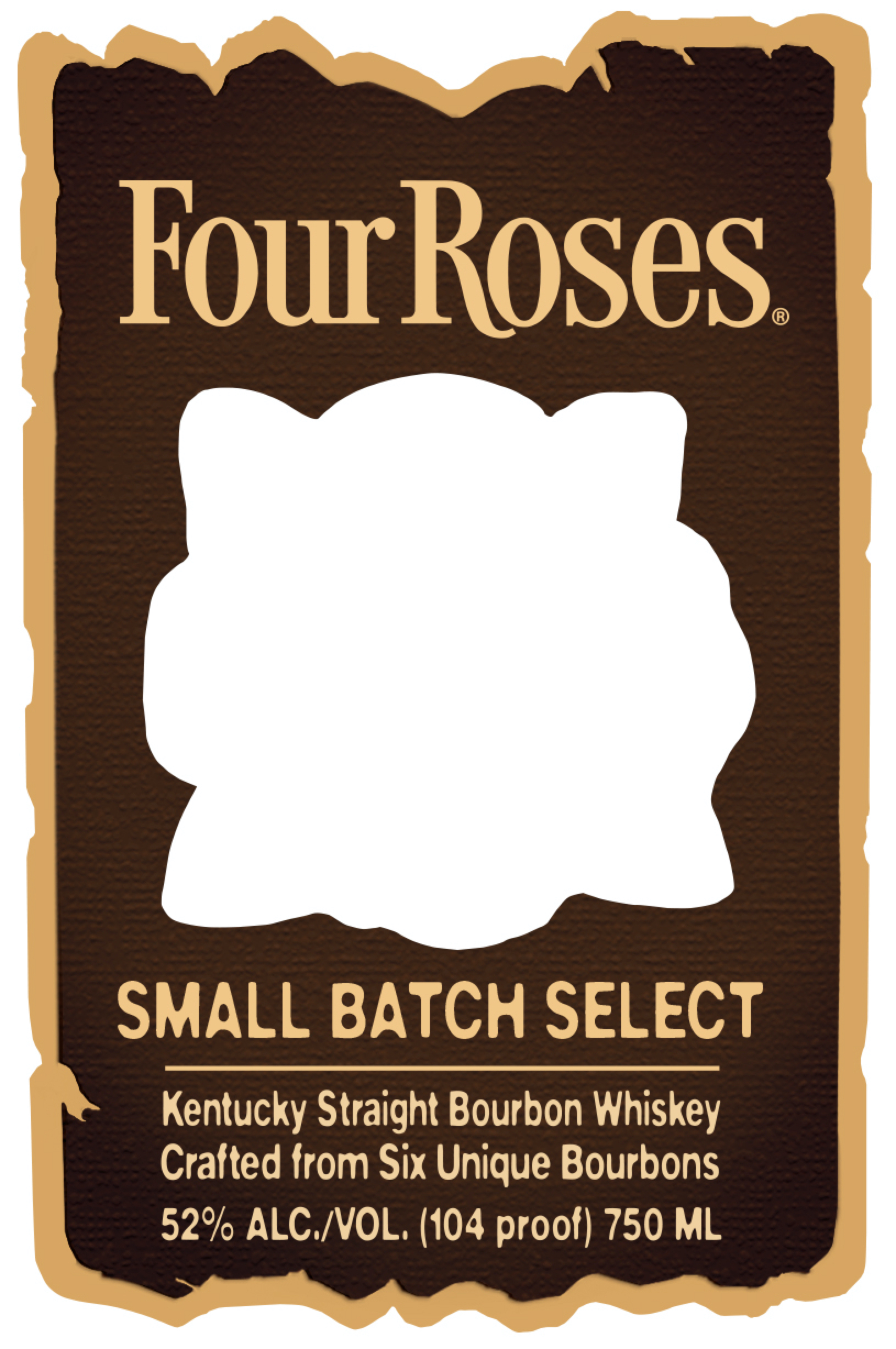 Small Batch Select Label, Front